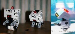 Bionicle MOC: M.O. by Rahiden