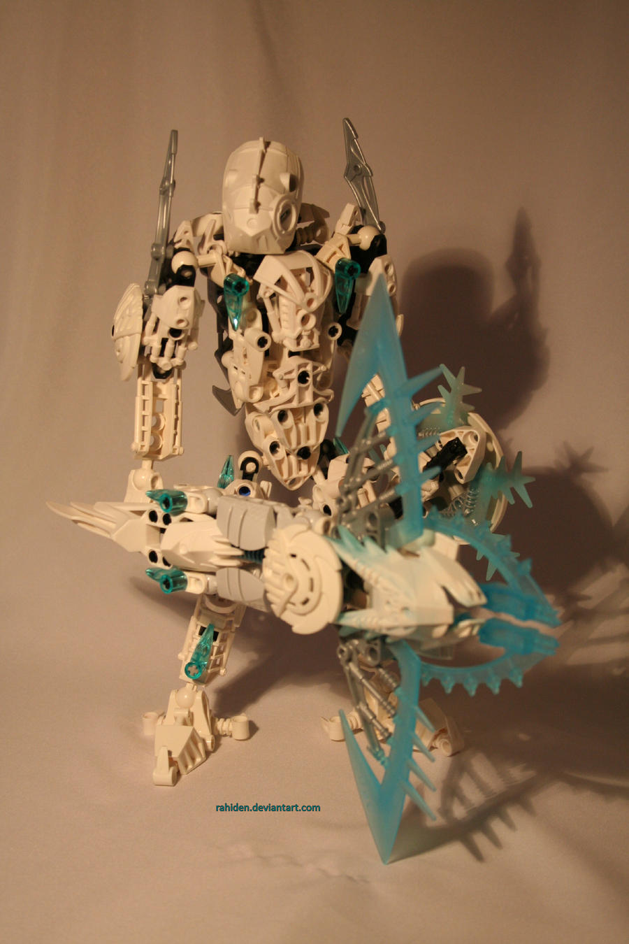 Bionicle MOC: Ice Titan by Rahiden