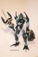 Bionicle MOC: Aqua Titan by Rahiden