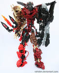 Bionicle MOC: The Dark Brother