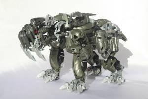 Bionicle MOC: Sabretooth by Rahiden