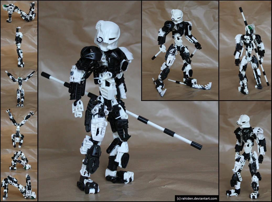 Bionicle MOC: Toa Niyyan by Rahiden