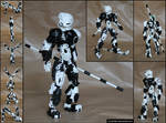 Bionicle MOC: Toa Niyyan