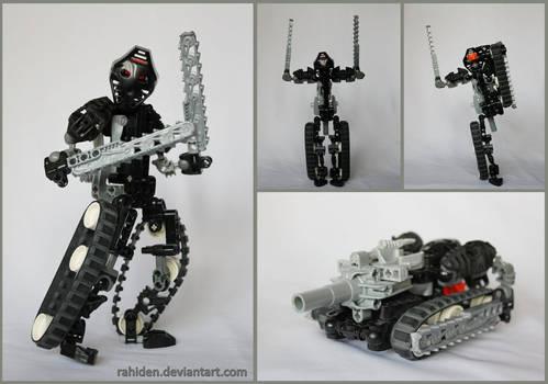 Bionicle MOC: Transformer