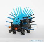 Bionicle MOC: Hedgehog