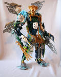 Bionicle MOC: Light Brother