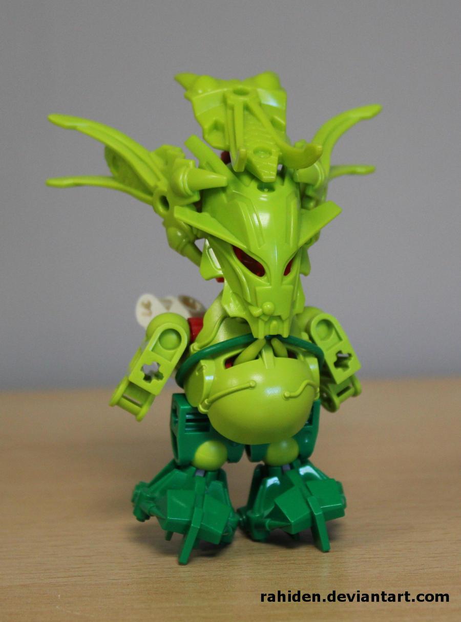 Bionicle MOC: Spore by Rahiden