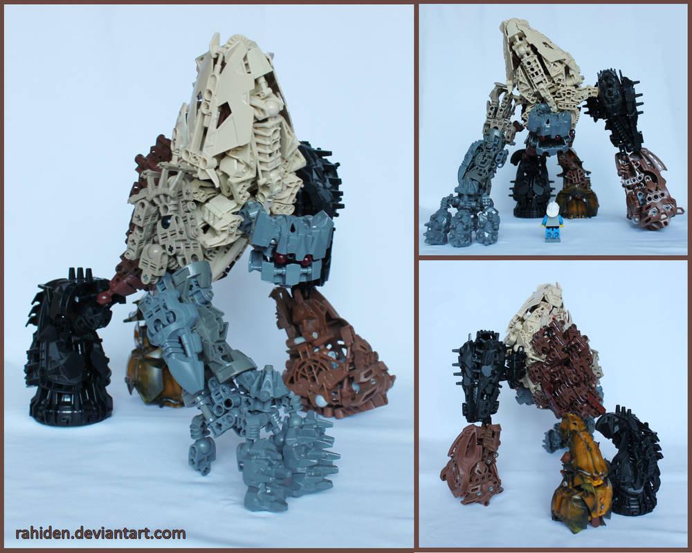 Bionicle MOC: Fissure