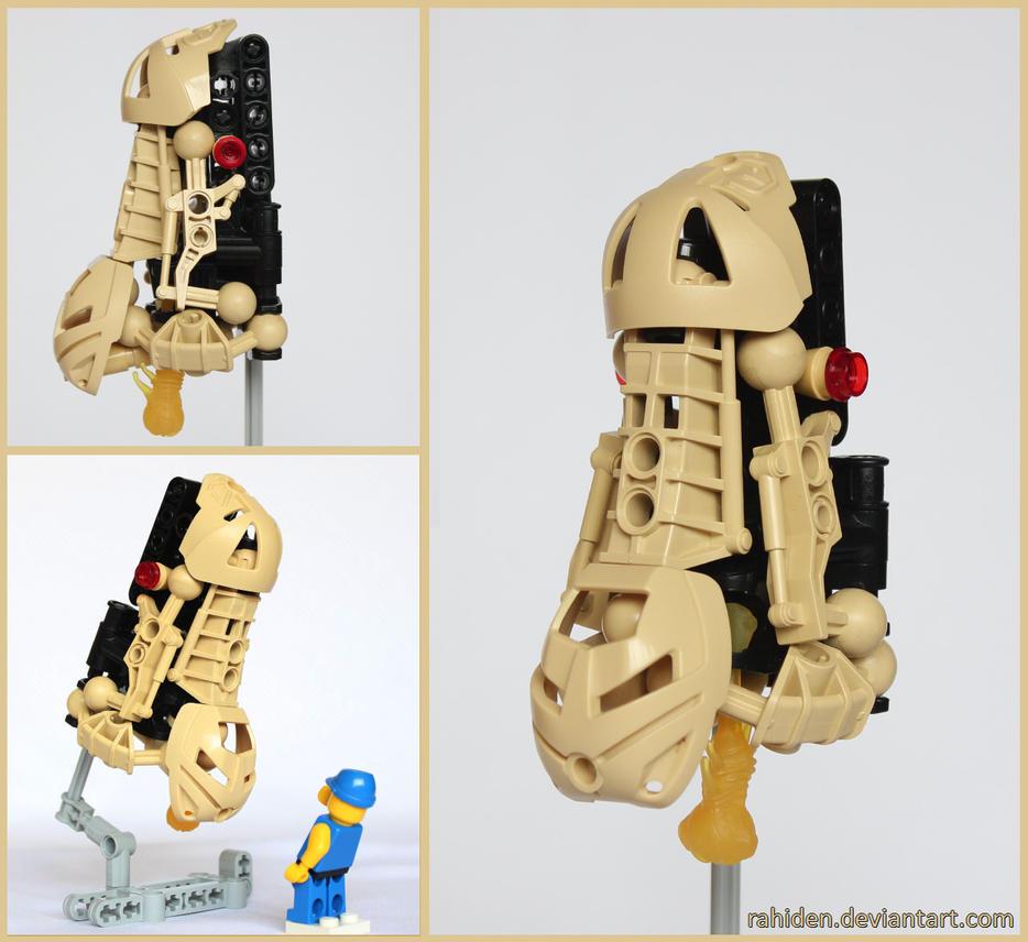 Bionicle MOC: Noze by Rahiden