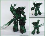 Bionicle MOC: Fellest