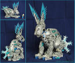 Bionicle MOC: Bunny