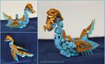 Bionicle MOC: Swanship