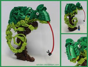 Bionicle MOC: Chameleon