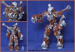 Bionicle MOC: Stator
