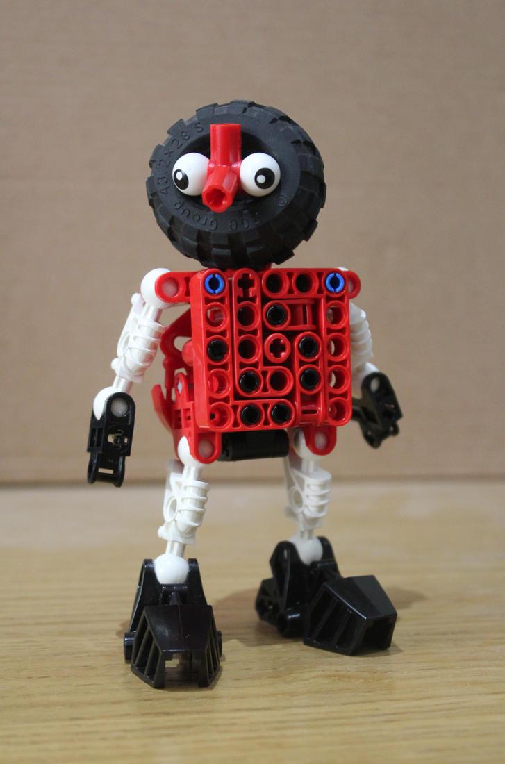 Bionicle MOC: Taiyatama by Rahiden