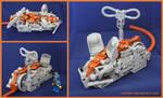 Bionicle MOC: Wheelmouse