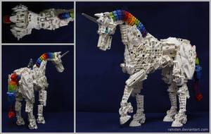 Bionicle MOC: Unicorn