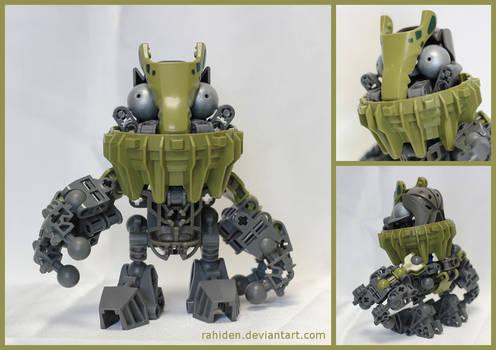 Bionicle MOC: Cragger Troll
