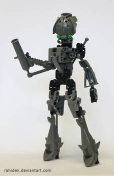 Bionicle MOC: Sharkboot