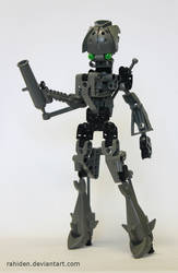 Bionicle MOC: Sharkboot