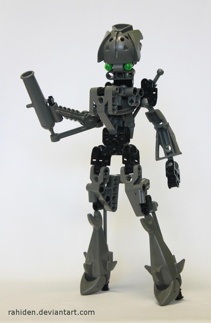 Bionicle MOC: Sharkboot by Rahiden