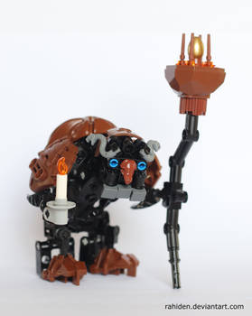 Bionicle MOC: Obryem the Eggkeeper