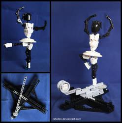 Bionicle MOC: Ballerina