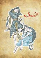 The Sindar by gingertom84