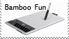 Bamboo Fun stamp by Decadance607