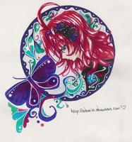 + Scarlett Butterfly + by Adeacia