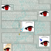 + Cia's Manga Eye Tutorial + by Adeacia