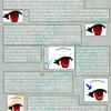 + Cia's Manga Eye Tutorial + by Adeacia