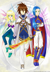 + Tales of Symphonia + by Adeacia