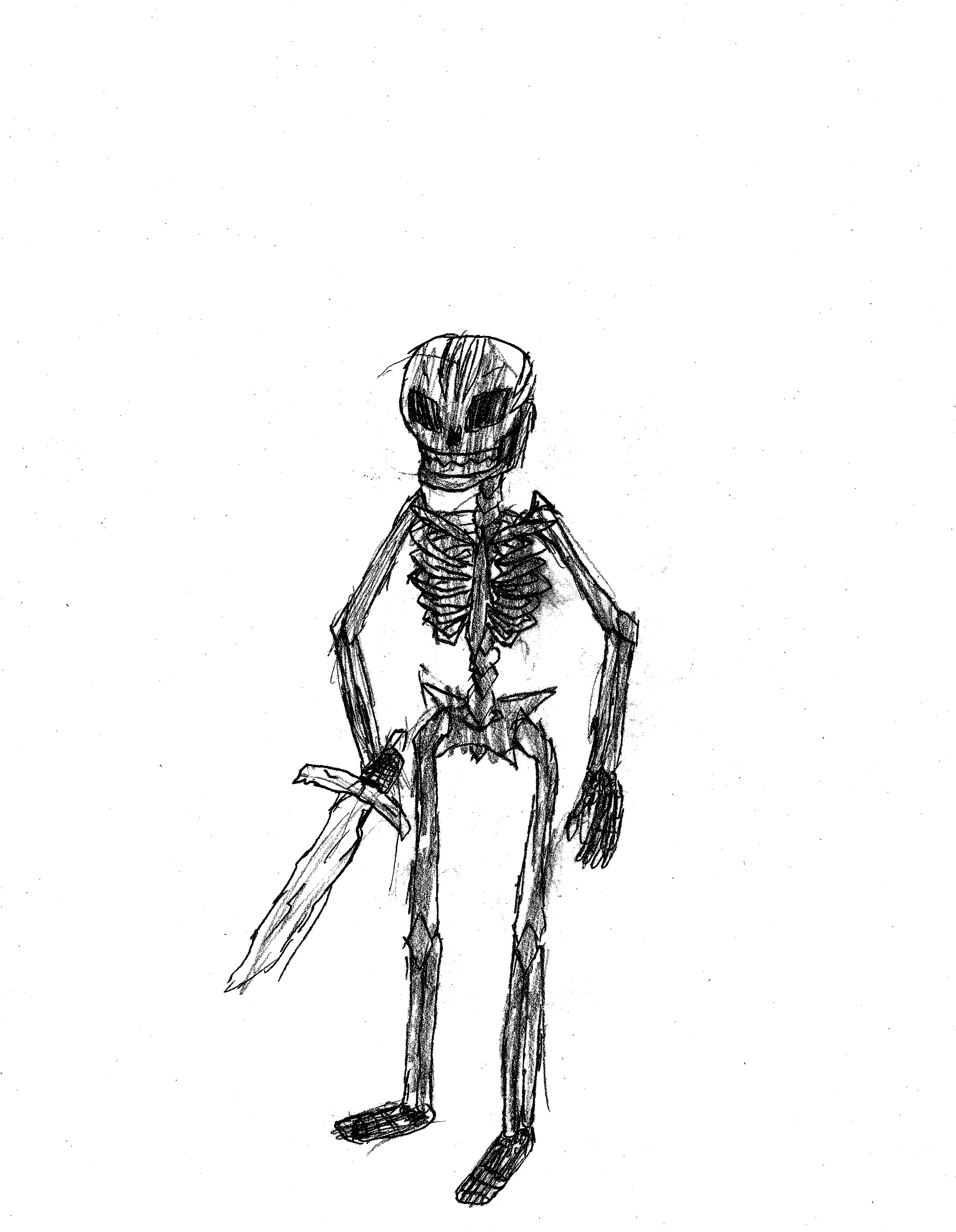 Minecraft Wither Skeleton Minecraft wither skeletonReal Life Wither Skeleton