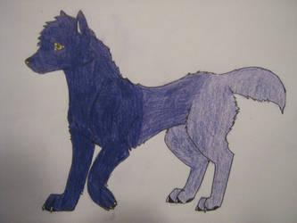 Elu- WM character by rayraynay