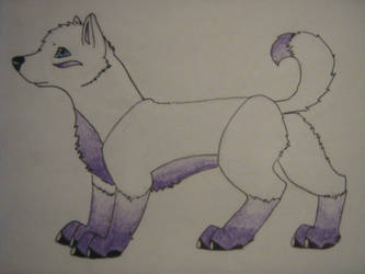 Eli- WM character by rayraynay