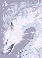 Dragon by akitamonster