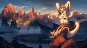 Elnin Commission - Pixelraccoon