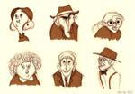 Old Folks by marlenakate