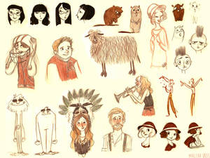 Sketches 12