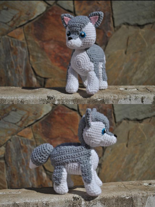 Little Wolf :) by xAsphyxiatedx