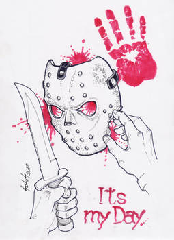 Friday the 13th by GuSS