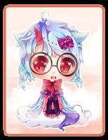 Gift   Natsuba by cloudylicious