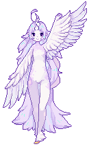 Vanilla | Pixel Doll [WITH SPEEDPIXEL] by cloudylicious