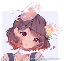[OC] Amelia by cloudylicious