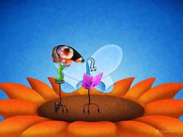 Butterfly by vladstudio