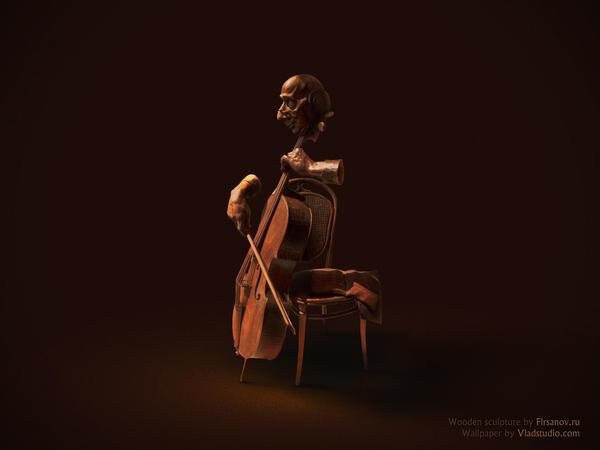 Yuriy Firsanov: Entr'acte by vladstudio