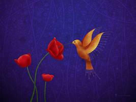 Hummingbird by vladstudio