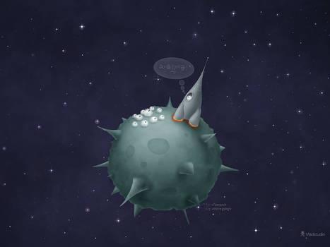 Gagarin Planet 1