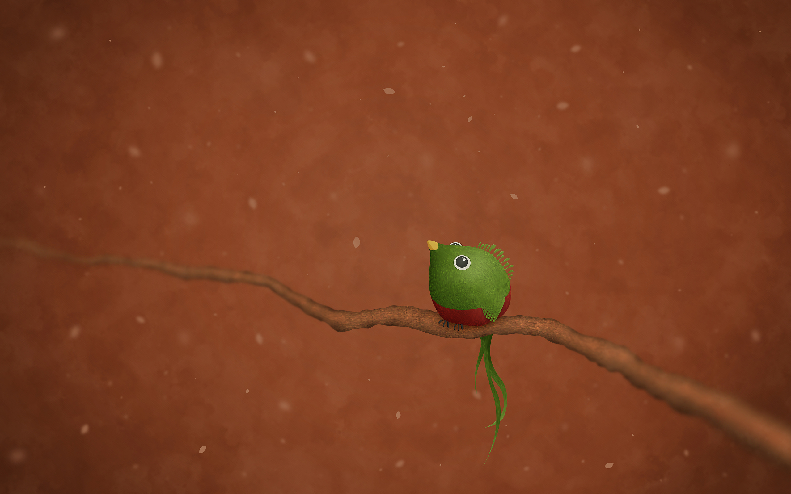 A Little Quetzal by vladstudio
